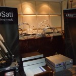 ZenSati Display, Krell & Sutherland (Phono Pre-Amp) Elektronik