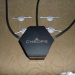 CHEOPS Netzfilter und Trenntraffo