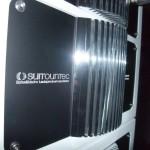 Polierte Aluminimumkühlprofile