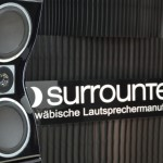 50mm Diamantmembran im surrounTec Meisterstück