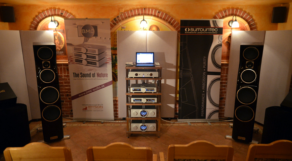 surrounTec by Extreme Audio IRYSON