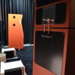 Orange metallic und Echtcarbon - eine tolle Kombination!
