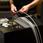 Kabelkonfektion vor Ort - alles echte Handarbeit